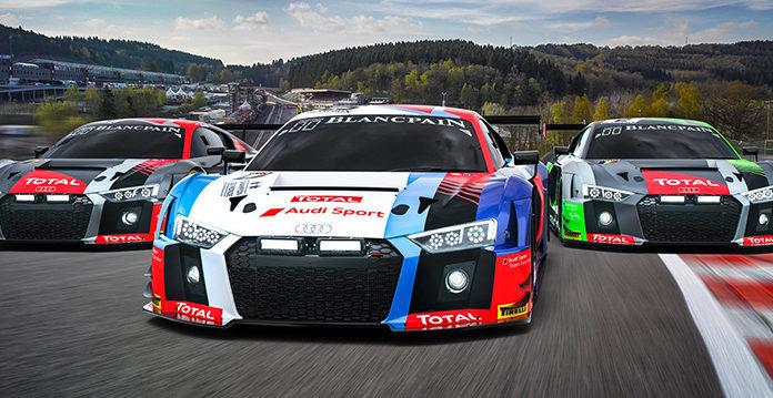 Audi стремится к 5 победе в гонке «24 часа Спа»