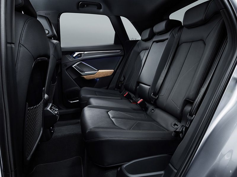 Audi официально представила модель Q3 нового поколения