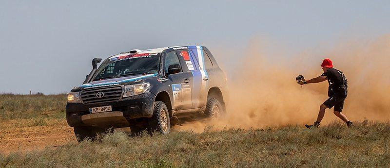 К «Шелковому пути» присоединились 3 этап чемпионата Россиисии по ралли-рейдам.