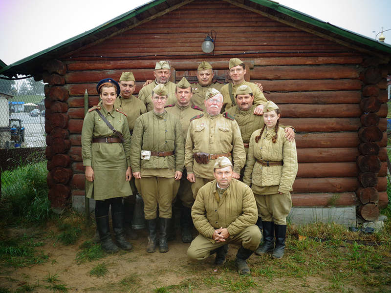 Участники фестиваля из Чехии
