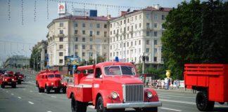 Белорусской пожарной службе уже 165 лет
