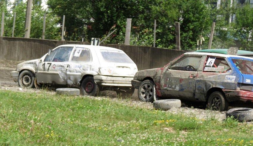 Трековые гонки в Минске