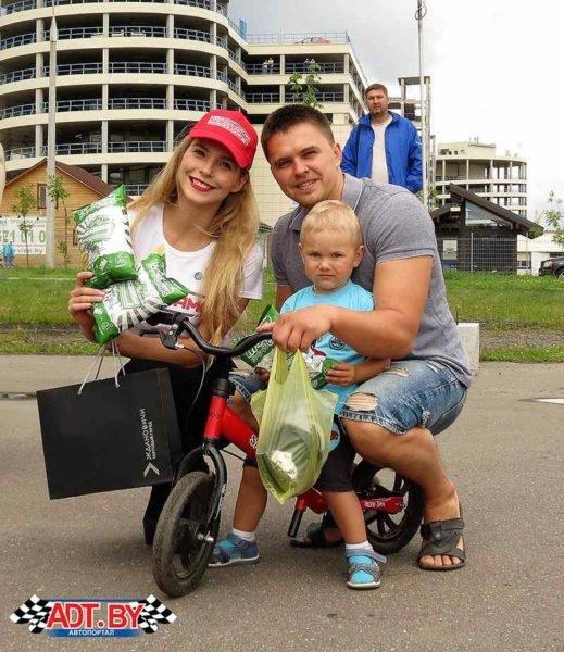 В Минске финишировал Кубок «Виртуозов руля-2018»