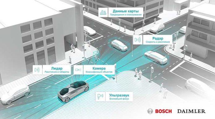 Кремниевая долина станет первой локацией тестов беспилотных автомобилей