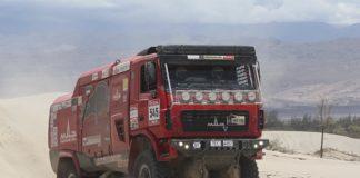 МАЗы покорят новый марафон по пустыне Каракум