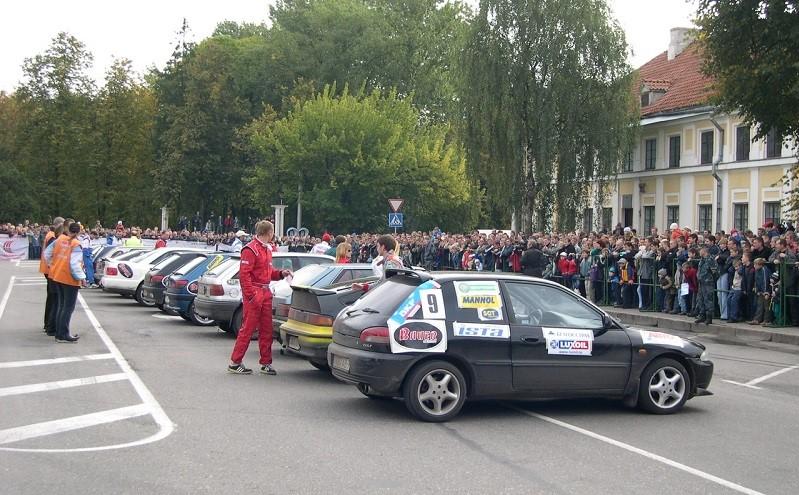Открытие акции 2004 году в Гродно