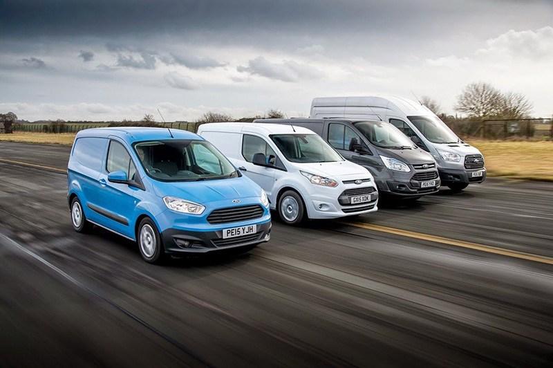 Европейский Ford сделает ставку на фургоны и кроссоверы