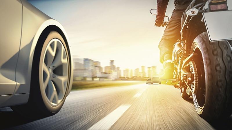 Меньше аварий: Bosch обучает мотоциклы видеть и чувствовать