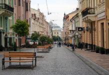 В Минске появилась новая пешеходная зона