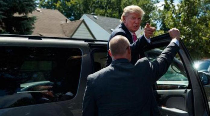 Трамп задолжал своему водителю почти 200 тысяч долларов