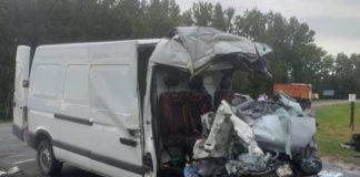 В Каменецком районе в ДТП погибли мать и двое детей