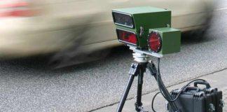 Размещение датчиков контроля скорости в августе