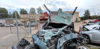 Страшное ДТП в Литве: погибли два белоруса