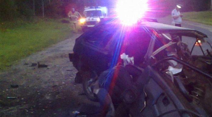 В ДТП в Калужской области погибли двое белорусов