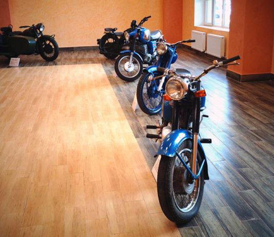 Выставка мото и велотехники