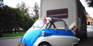 BMW Isetta в Минске