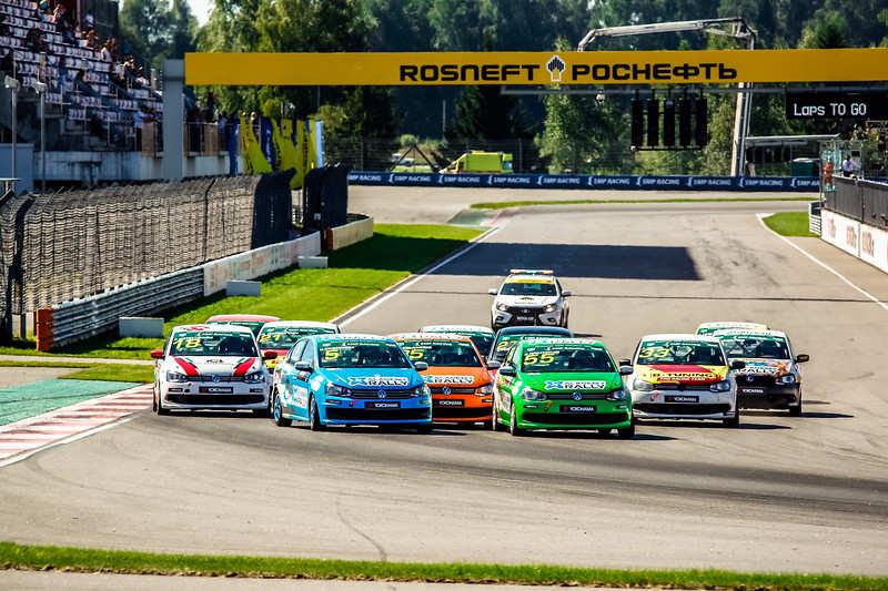 «Академия ралли»: итоги домашнего этапа на Moscow Raceway