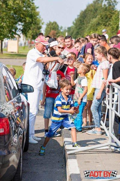 """""""Спортсмены – за безопасность дорожного движения!"""" – 2018, 3-ий этап, Витебск"""