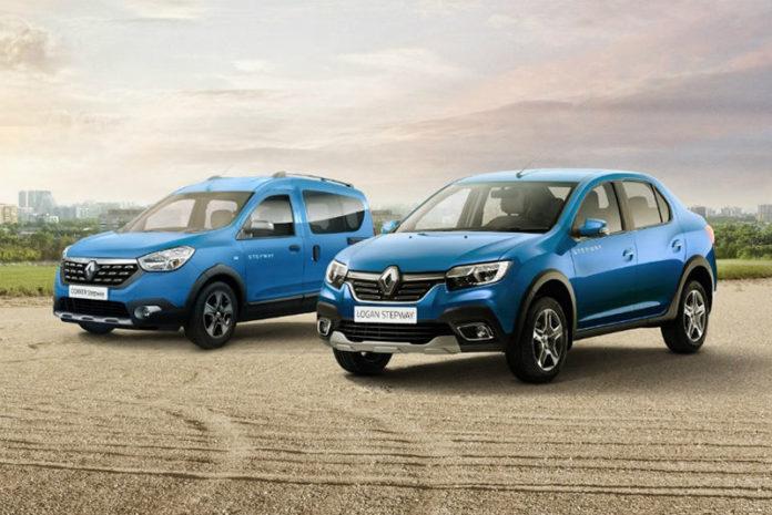 Renault Logan и Dokker