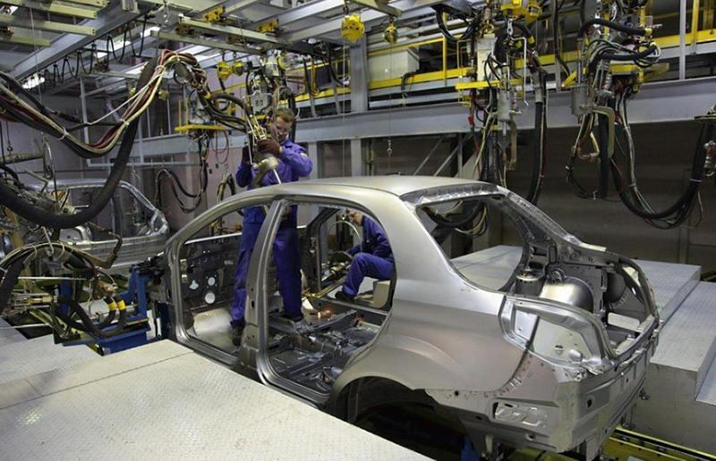 В России вводят балльную систему оценки локализации автопроизводства