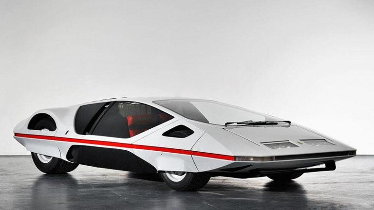 Уникальный концепт-кар Ferrari