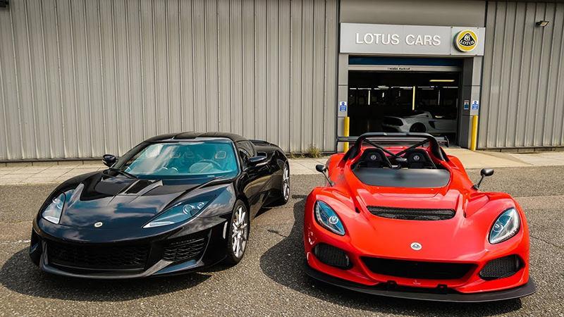 Geely хочет превратить Lotus в британский Ferrari