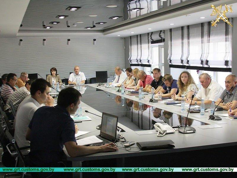 Таможенные органы Беларуси готовятся к проведению II Европейских игр