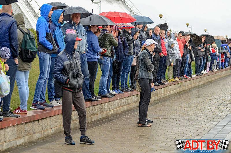 6-ой этап республиканской акции «Спортсмены – за безопасность дорожного движения- 2018»состоялсяв Барановичах