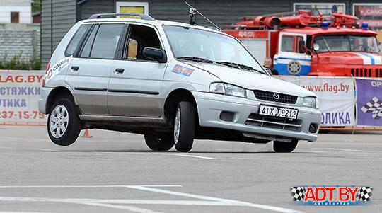 4-ый этап акции«Спортсмены - за безопасность дорожного движения-2018», Гродно