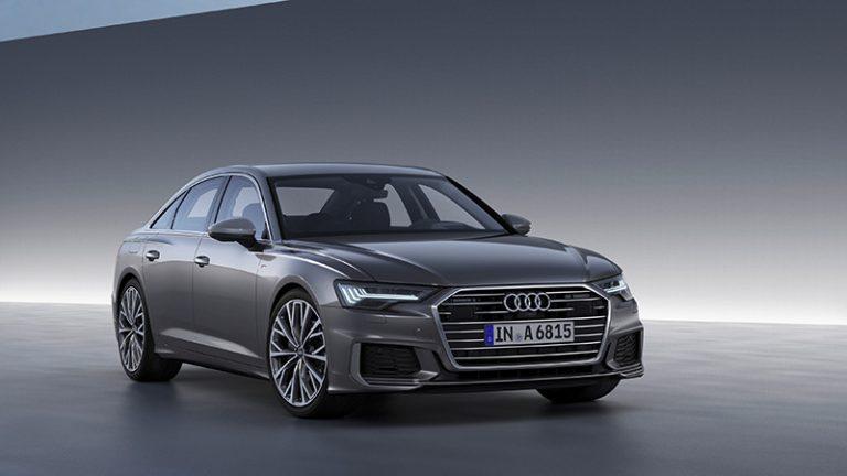 Новый Audi A6 получил максимальный рейтинг в испытаниях Euro NCAP