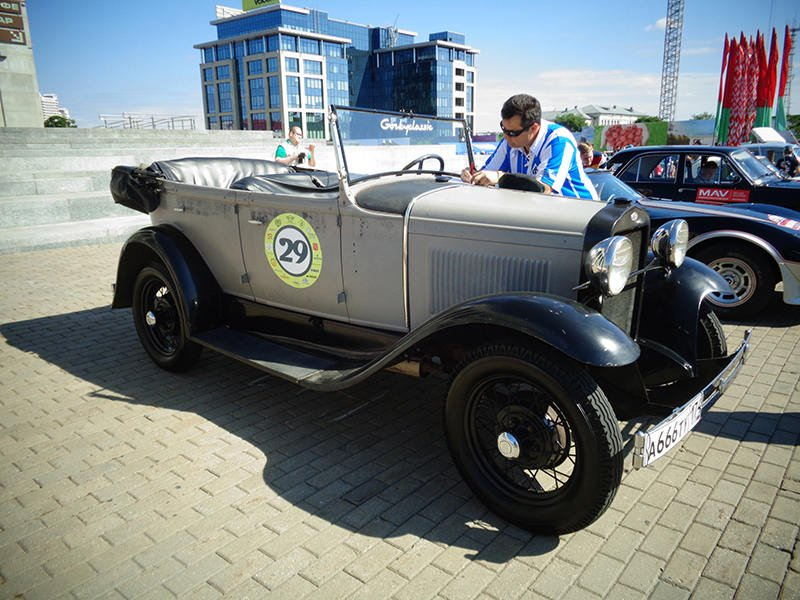 Автомобиль ГАЗ-А