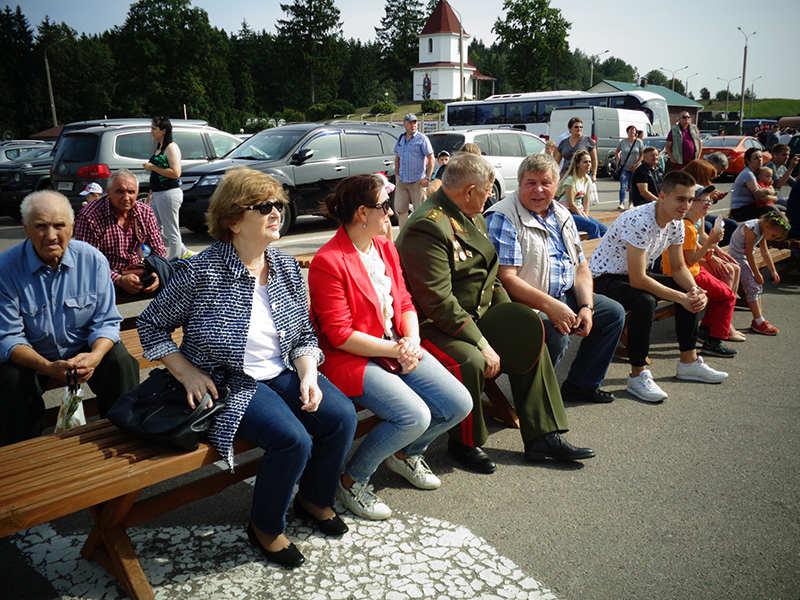 """В ИКК """"Линия Сталина"""" торжественно отметили День Танкиста"""
