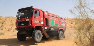 МАЗ-СПОРТавто на ралли Turkmen Desert Race