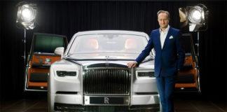 Дизайнер Rolls-Royce и Jaguar ушел к китайцам