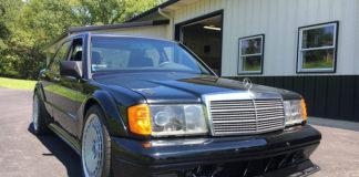 В США построен уникальный Mercedes-Benz