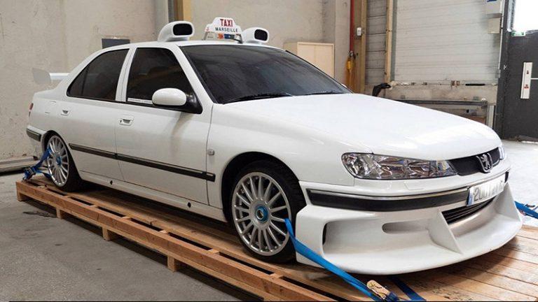 Peugeot 406 из «Такси-2» нашел нового хозяина