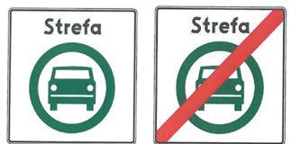 В Польше вступили в силу новые ограничения на дорогах