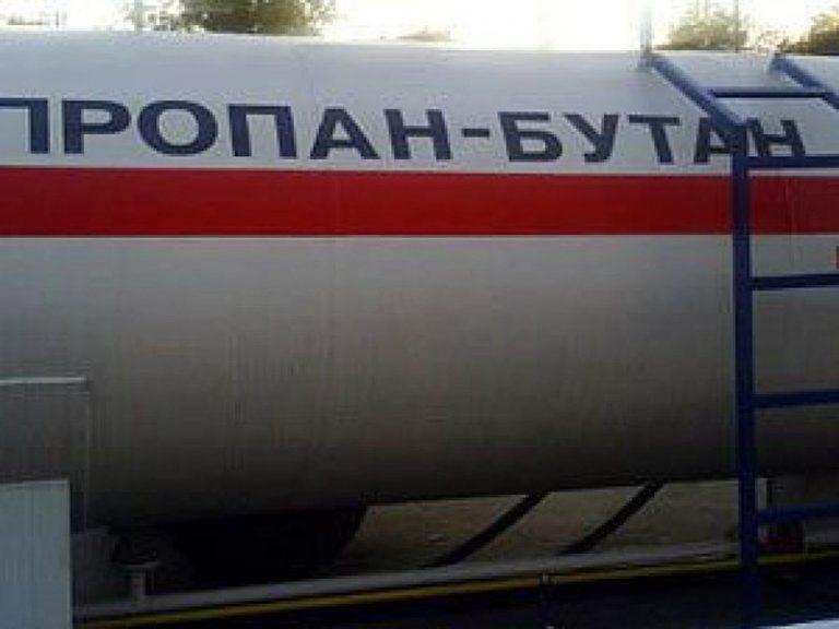 пропан-бутановая смесь