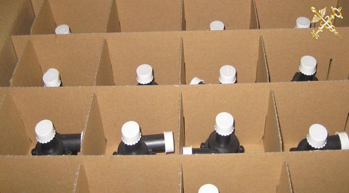 Перемещая через границу товар, перевозчик «забыл» заявить три сотни водяных насосов