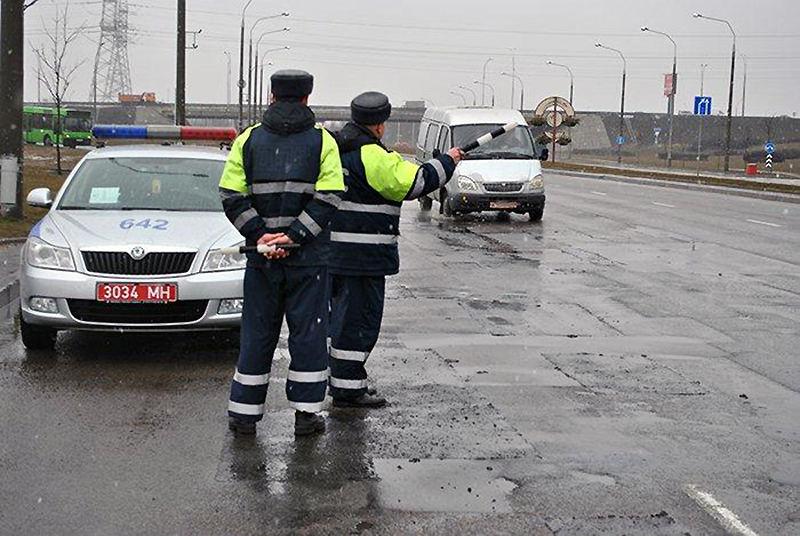 Россия будет штрафовать нарушителей ПДД из Беларуси