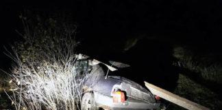В Новогрудском районе нетрезвый водитель на Opel врезался в столб