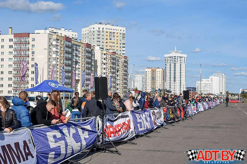 Финал акции в Минске