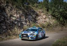 Чемпионат Европы по ралли – Rally Liepaja 2018