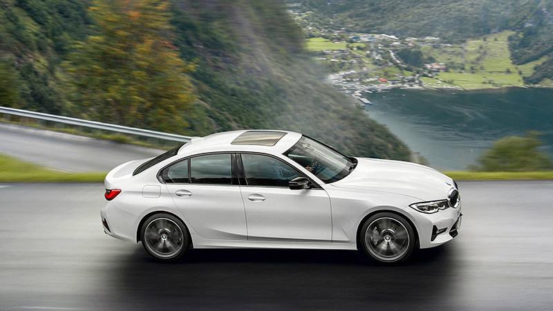Новая BMW 3-серии