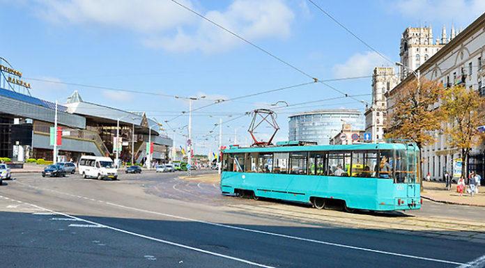 Движение транспорта по ул. Бобруйской закрывается