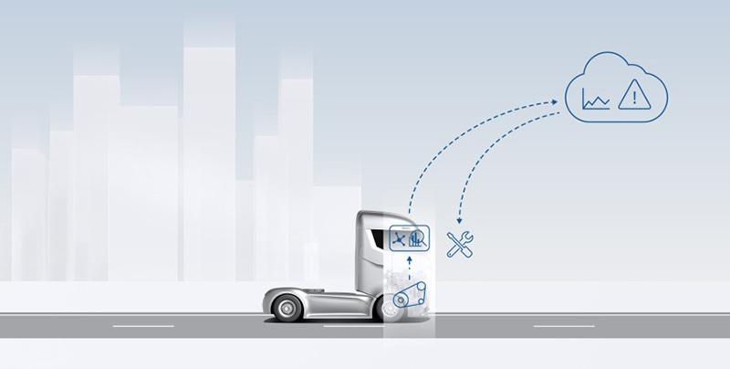 Bosch прокладывает новый путь в сфере грузовых перевозок