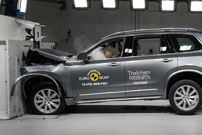Euro NCAP нашли в авто странные метки