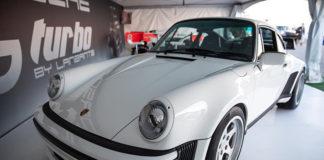 Фирма Lanzante оснастила классический Porsche 911 двигателем «формульного» болида McLaren