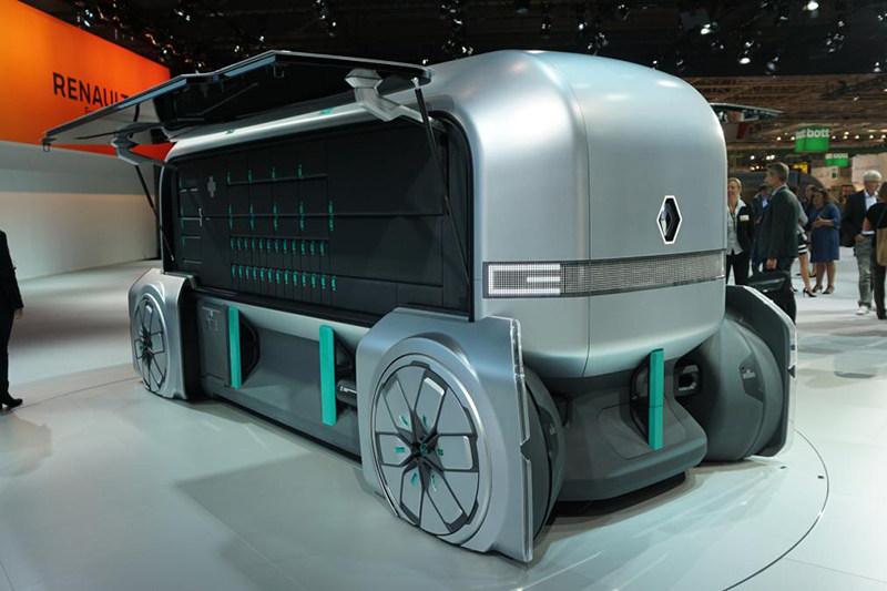 Прототип Renault EZ-PRO