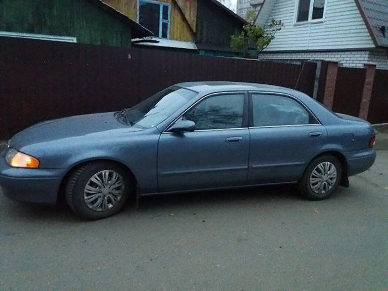 В Борисове водитель Mazda сбила пешехода и скрылась